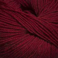 Cascade Yarns 220 Superwash 1922 Christmas  Red Heather