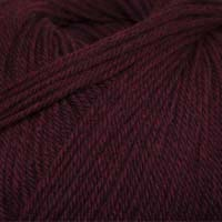 Cascade Yarns 220 Superwash 1923 Red Wine Heather
