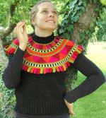 Massai Sweater Jacke